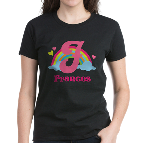 Personalized F Monogram T-Shirt