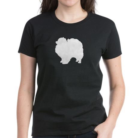 Pomeranian Women's Dark T-Shirt