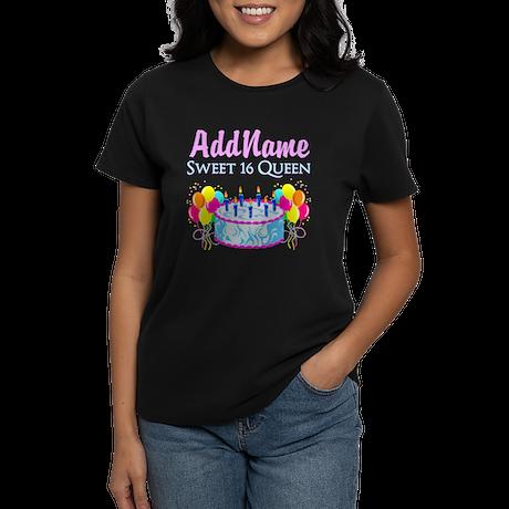AWESOME 16TH Women's Dark T-Shirt