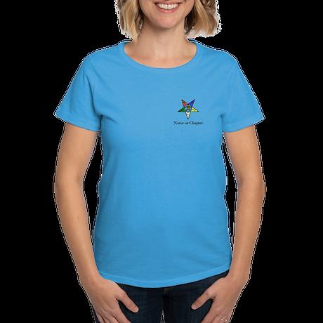 Eastern Star Women's Dark T-Shirt