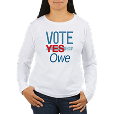Funny Vote owe T-Shirt