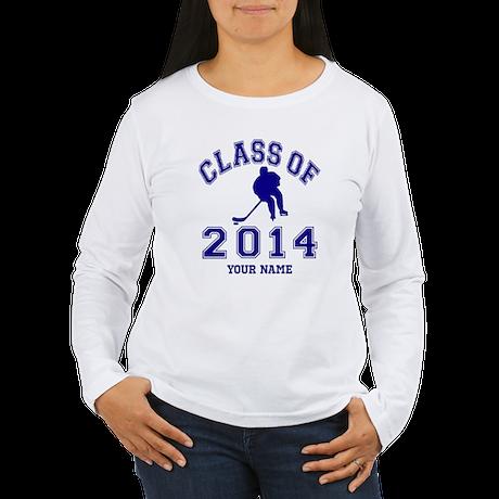 Class Of 2014 Hockey Long Sleeve T-Shirt