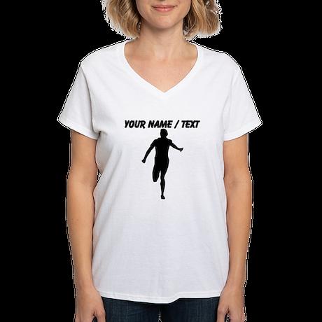 Custom Runner Silhouette T-Shirt