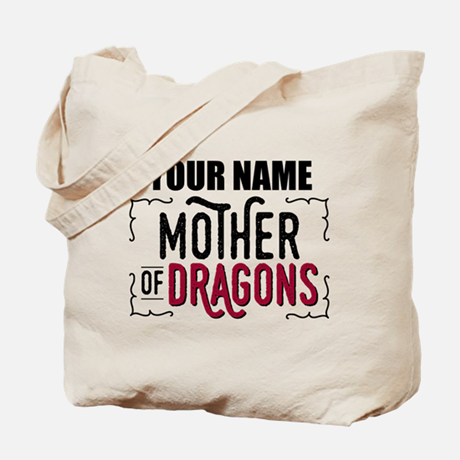 Personalize Mother Dragons Tote
