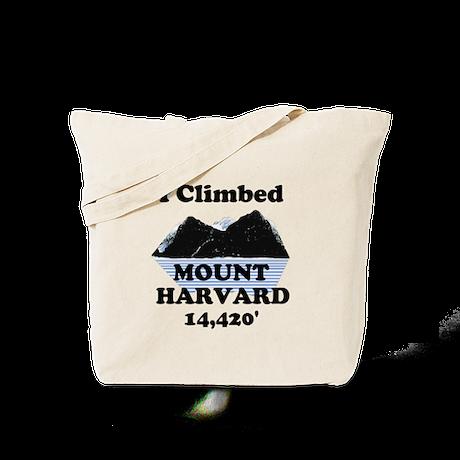 MOUNT HARVARD 14,420' Tote Bag