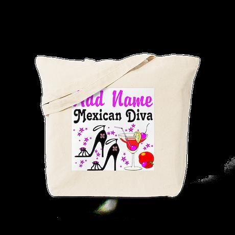 MEXICAN DIVA Tote Bag