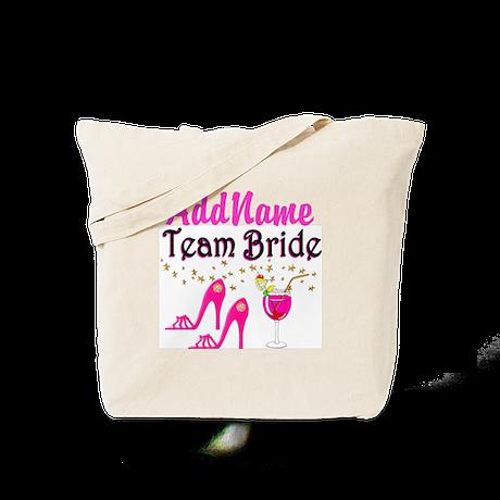 TEAM BRIDE Tote Bag