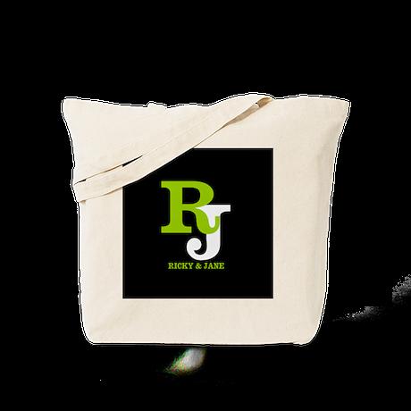 Modern Monogram Tote Bag