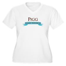 Cute Pigg family reunion T-Shirt