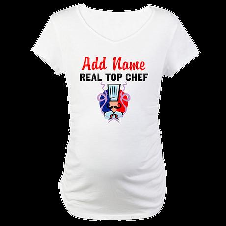 BEST CHEF Maternity T-Shirt