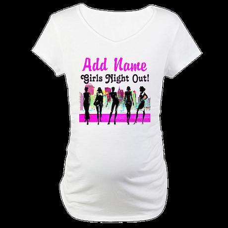 GIRLS NIGHT OUT Maternity T-Shirt