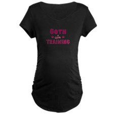 In Training 1 Maternity T-Shirt