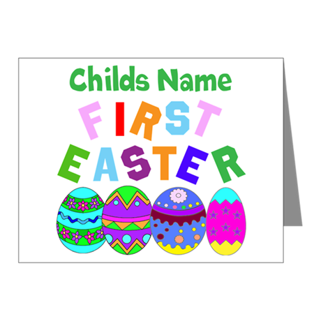 First Easter Note Cards (Pk of 10)