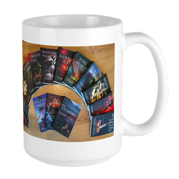 The Lei Crime Series Mugs