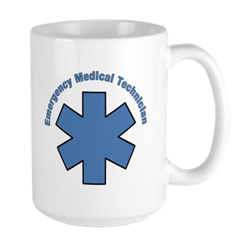 Emergency EMT Personalized Mugs