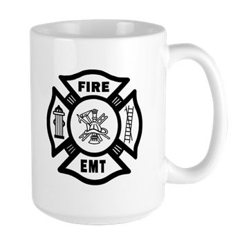 Firefighter EMT Coffee Mugs