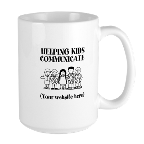 Helping Kids Communicate Mug