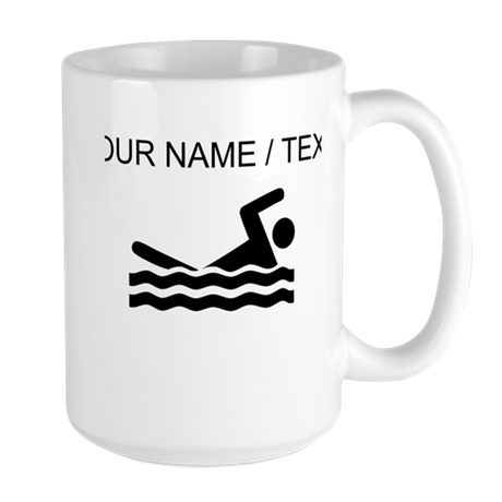 Custom Swimming Mug