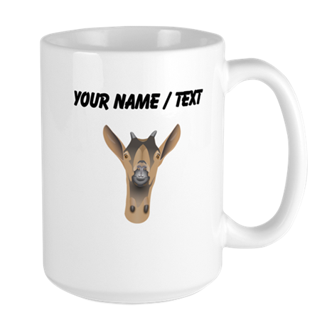 Custom Goat Head Mug