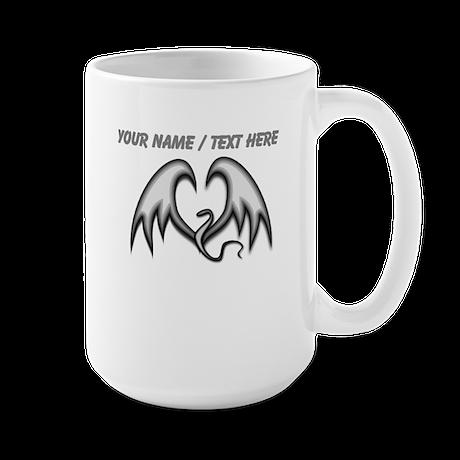 Custom Serpent With Wings Mug
