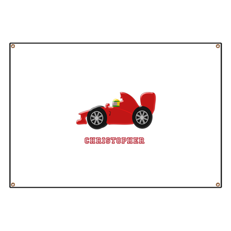 Personalised Red Racing Car Banner By Transportation1. Wall Spa Murals. Cultural Diversity Murals. Birch Tree Stickers. Old West Signs. Pleasing Signs Of Stroke. Baltic Triangle Murals. Detailed Murals. Gymnastics Stickers