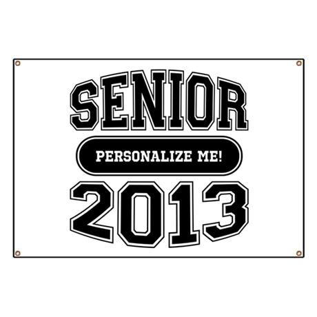 Senior 2013 Banner