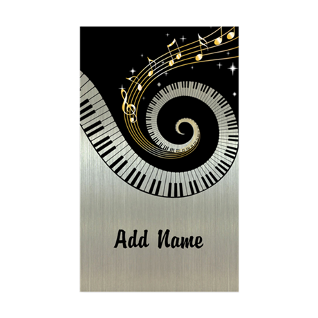 personalized mixed musical no Sticker (Rectangle 5
