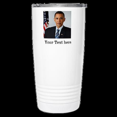 Custom Photo Design Stainless Steel Travel Mug