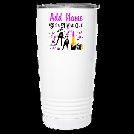 GIRLS NIGHT OUT Stainless Steel Travel Mug