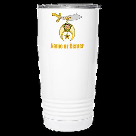Shrine Travel Mug