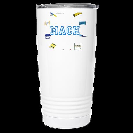Agility MACH Stainless Steel Travel Mug