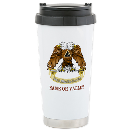 Scottish Rite Travel Mug