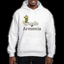 Cute Made in armenia Hoodie