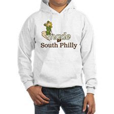 Cute Made in south philly Hoodie