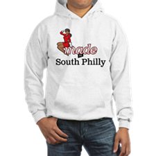 Made in south philly Hoodie