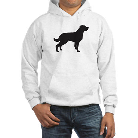 Rottweiler Hooded Sweatshirt