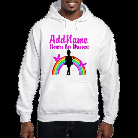 LOVE DANCING Hooded Sweatshirt