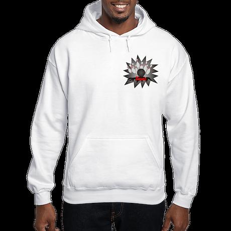 Personalized Bowling Hooded Sweatshirt