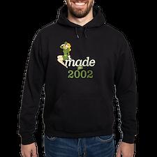 Unique Made in 2002 Hoodie (dark)