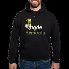 Unique Made in armenia Hoodie (dark)