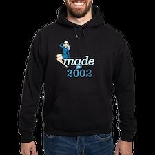 Cool Made in 2002 Hoodie (dark)