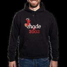 Made in 2002 Hoodie (dark)