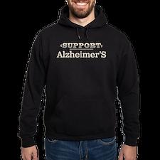 Unique Support alzheimer%27s Hoodie