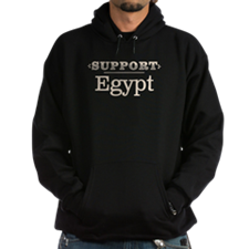 Funny Support egypt Hoodie