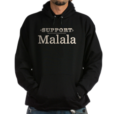 Unique Support malala Hoodie