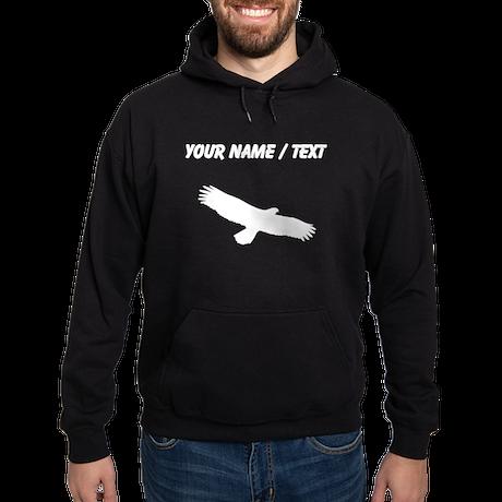 Custom Hawk Silhouette Hoodie