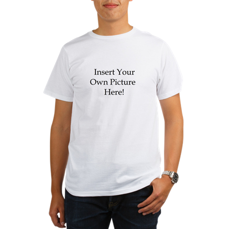 Upload your own picture Organic Men's T-Shirt