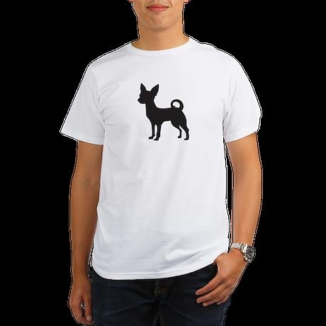 Chihuahua Organic Men's T-Shirt