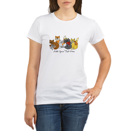 Cats and Kittens Organic Women's T-Shirt