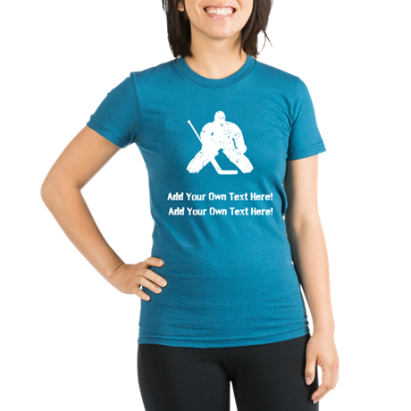 Personalize It, Hockey Goalie T-Shirt